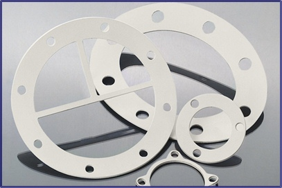 EPTFE and PTFE Gaskets