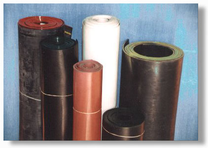 rubber sheet gasketing